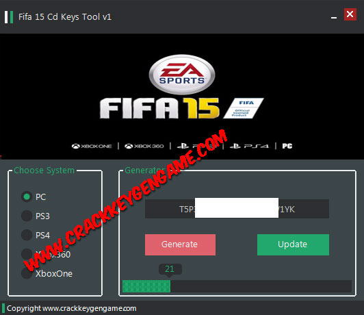 license key for fifa 15 pc free download