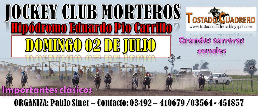 MORTEROS 2 DE JULIO