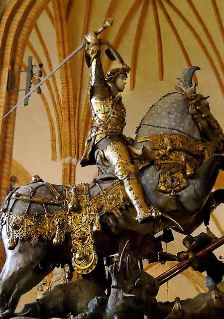 São Jorge, catedral de Estocolmo