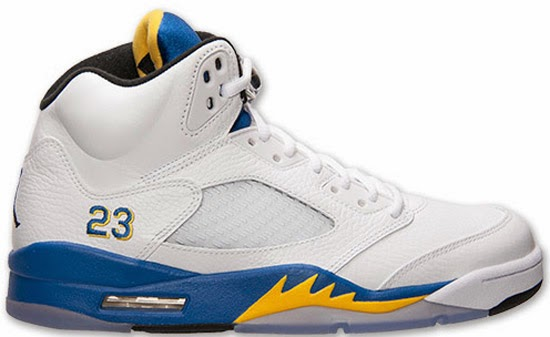 11/02/2013 Air Jordan 5 Retro \\u0026quot;Laney\\u0026quot;