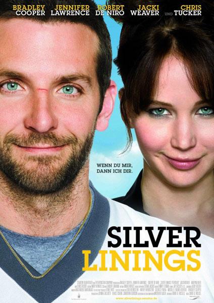 Silver Linings Playbook ลุกขึ้นใหม่ หัวใจมีเธอ HD 2012