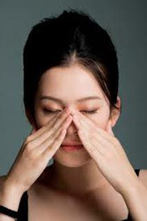 Những ảnh hưởng ở mắt do bệnh viêm xoang
