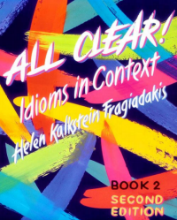 All Clear - Idioms in context