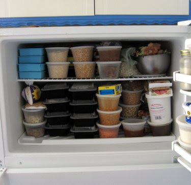 freezer storage