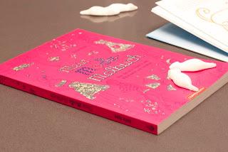 Mein Mode-Malbuch pink mit Glitzer Coppenrath