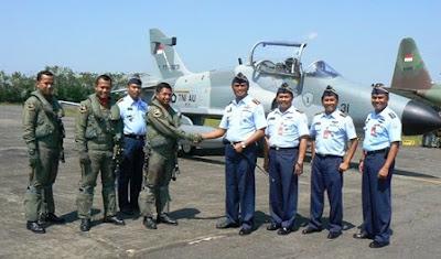 Pesawat tempur Indonesia