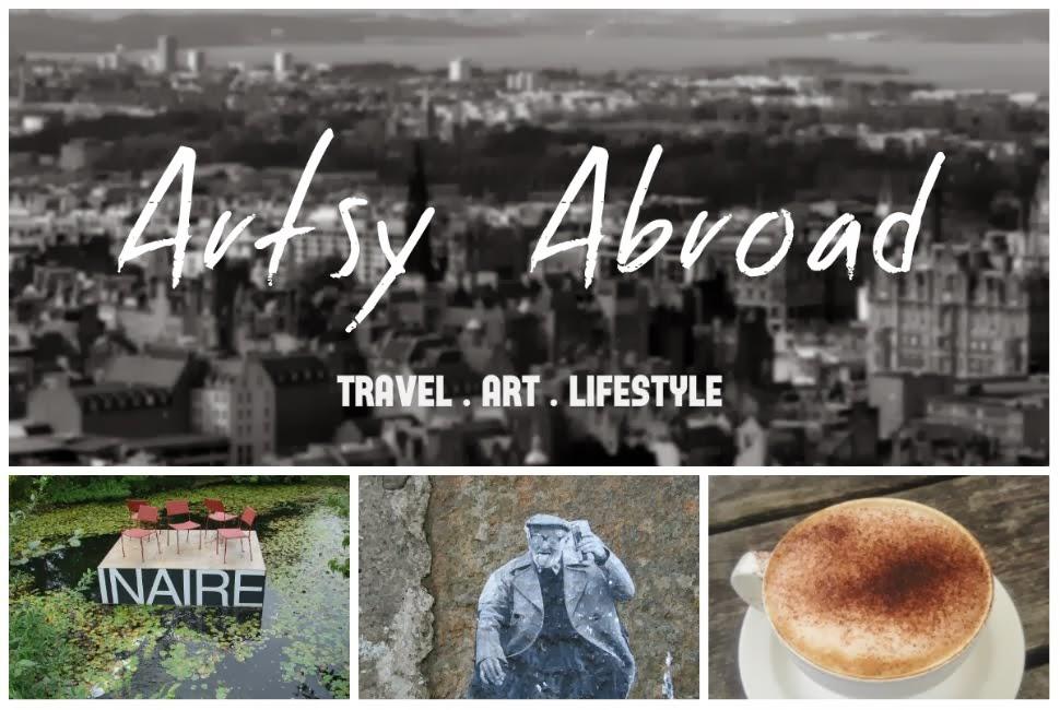 Artsy Abroad