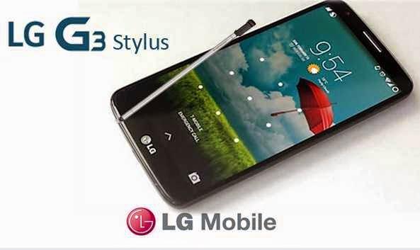 Harga LG G3 Stylus, Pesaing Sony Xperia T2 Ultra