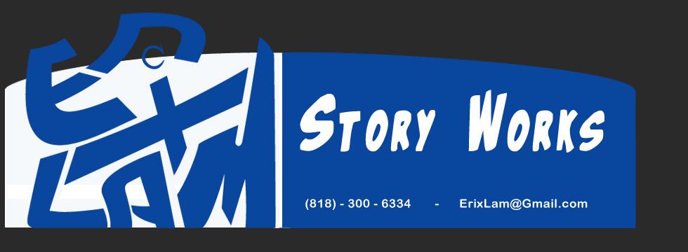 Erix Lam: Storyworks Portfolio Samples