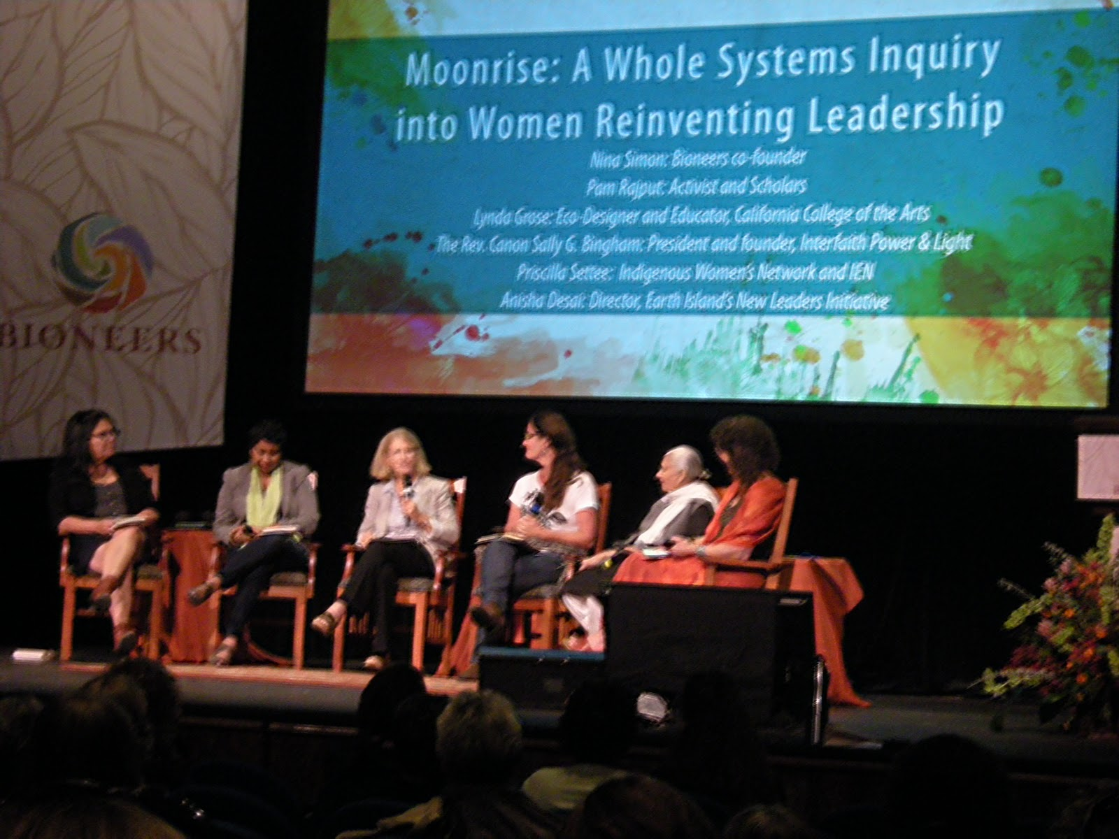 Image result for IMAGE FROM 2011 BIONEERS CONFERENCE