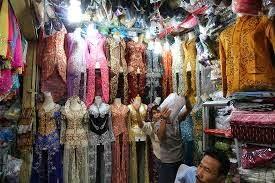 Jalan jalan ke kota kembang bandung april 2015 Baju gamis pasar baru bandung