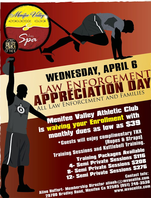 menifee valley athletic club