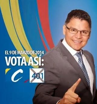 Colombiano: Vota por Zoilo Nieto a la Cámara de Representantes - Circunscripción internacional
