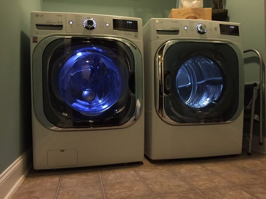 Review Lg Mega Capacity Washer And Dryer