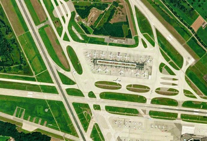 Αεροδρόμιο Ζυρίχης - Ελβετία