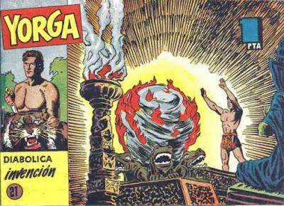 Yorga Nº 21-Hispano Americana de Ediciones