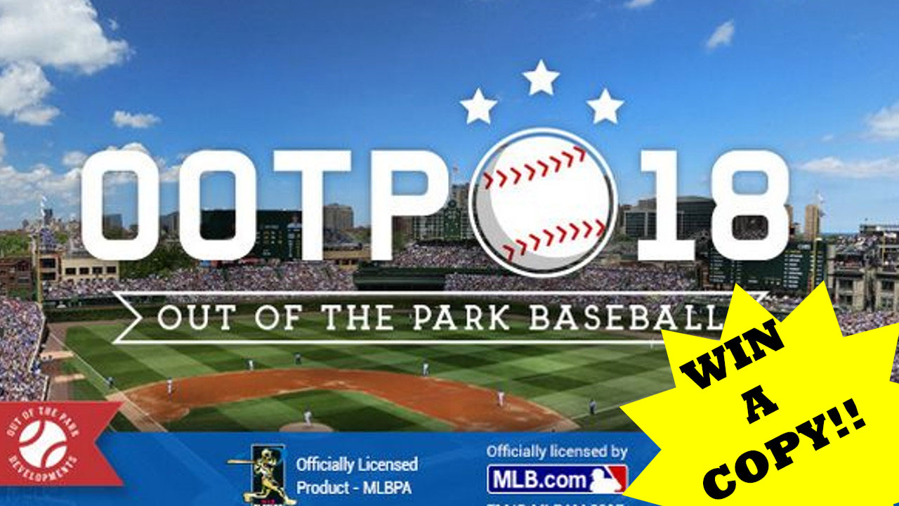 WIN A COPY OF OOTP18!!