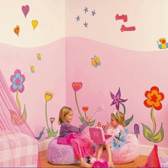 Soy decoracion infantiles recamaras infantiles con for Decoracion de recamaras infantiles