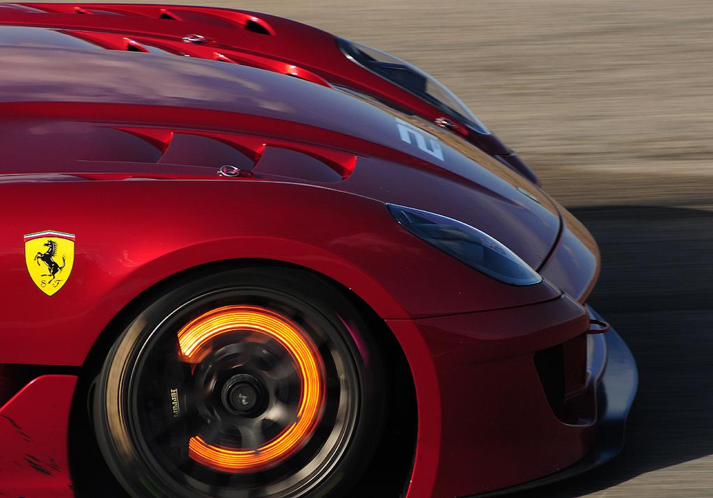 Automotive Porn Glowing Brake Discs Part 1 Ebeasts Com