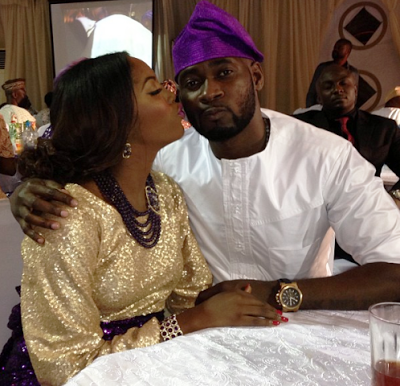 tiwa savage traditional wedding