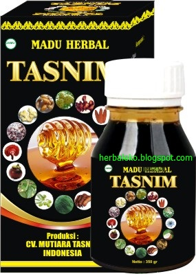 JUAL Madu Herbal Tasnim Multi Manfaat