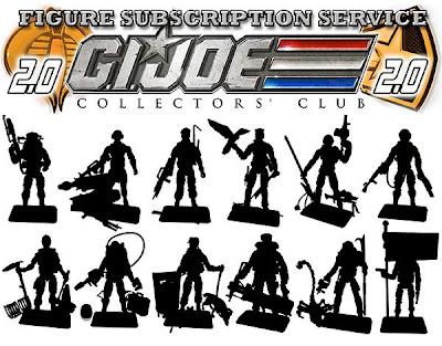 Hasbro GI Joe Club Exclusive Subscription Service 2.0 Teaser Image