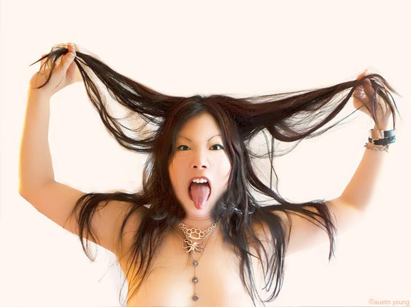 "The 2000 film version of Margaret Cho's one-woman show, ""I'm the One That I ..."