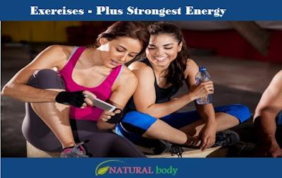 Exercises - Plus Strongest Energy