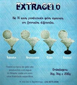 EXTRAGELO Fábrica de Gelo em Itapetininga