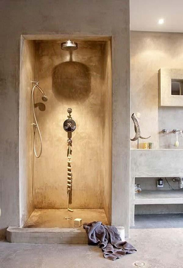 Interiores con encanto baños