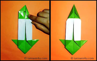 Origami Airplane diagrams