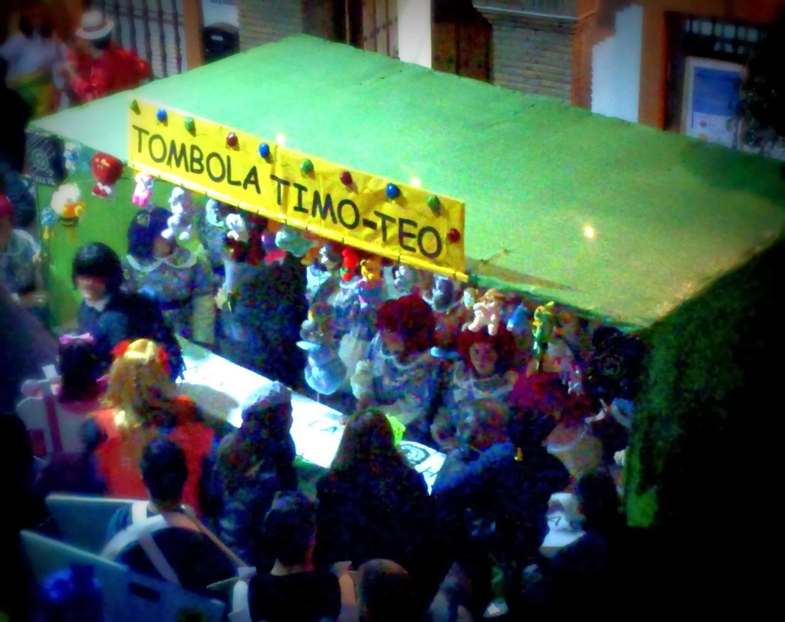 carnaval-el burgo-sierra de las nieves-malaga