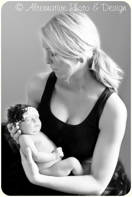 Beautiful Newborn {A}   Newborn Photographer Janesville, WI