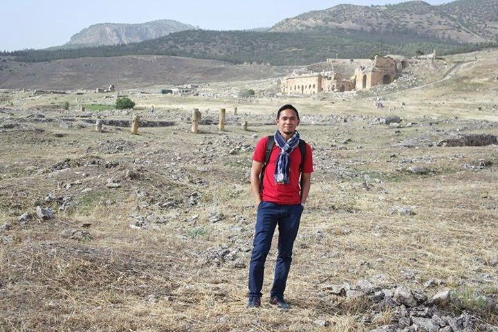 Hierapolis, Denizli Province, Turkey