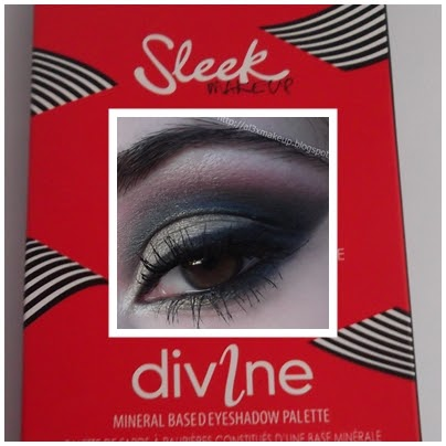 Review:Sleek PPQ Palette ME,MYSELF & EYE ~ Alex Makeup