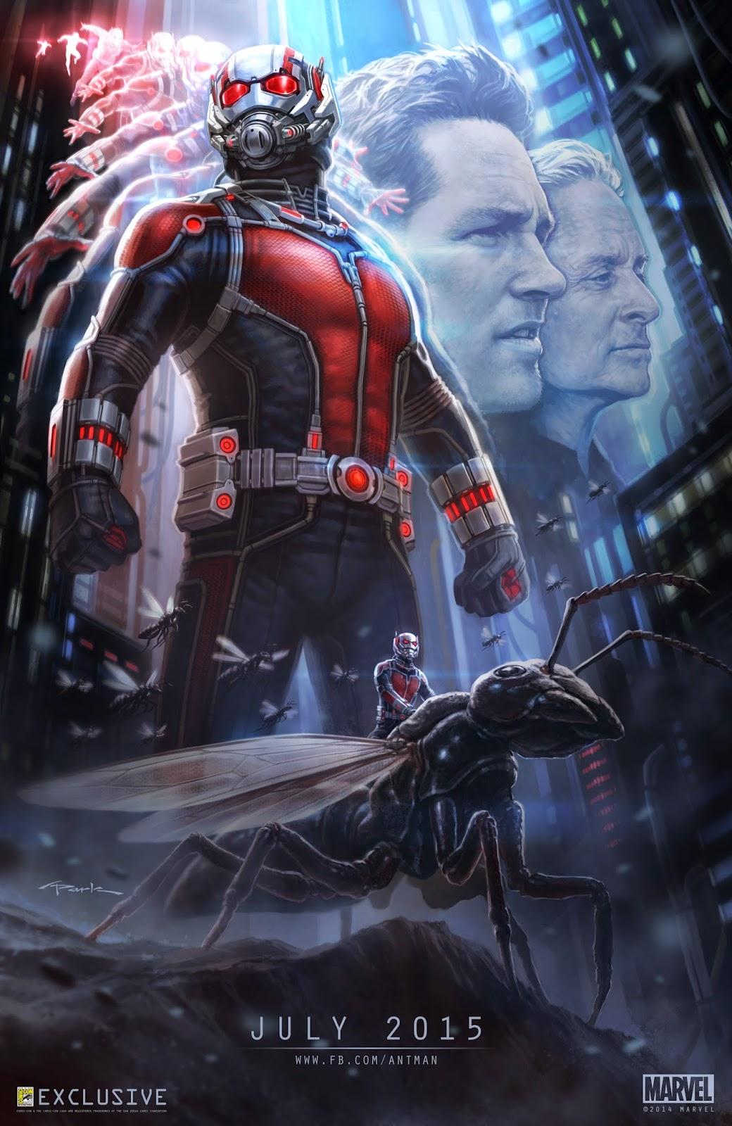 Ant-Man (El hombre hormiga) (2015)