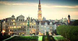 Mont des Arts - Brussels
