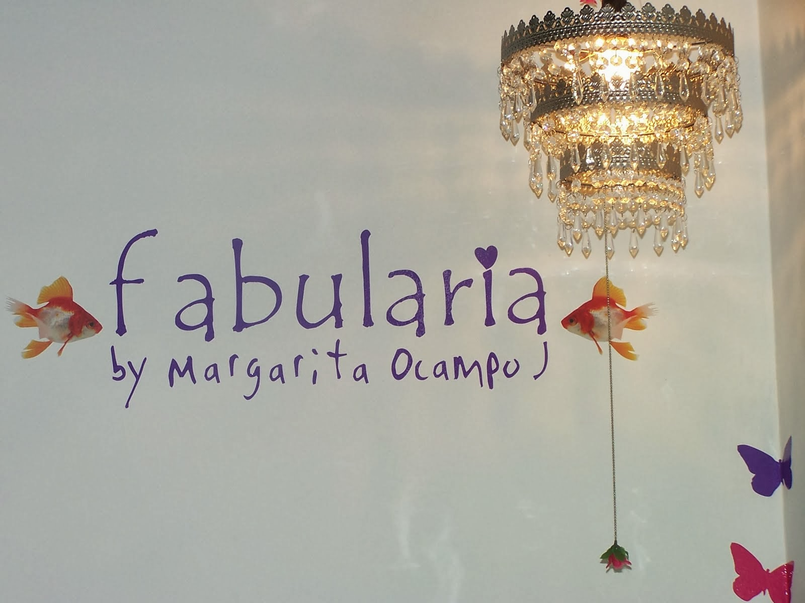 SHOW ROOM FABULARIA