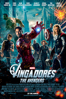 Download Os Vingadores   Legendado DVDRip Avi Rmvb