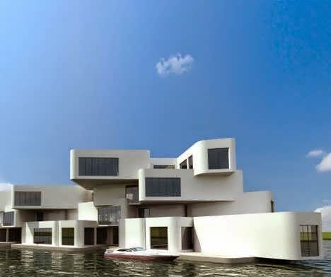 TOP 7 UNIQUE HOUSE DESIGN: THE MOST APARTMENTS DESIGN WITH FLOATING STYLE WITH ALL SORTS OF WAYS TO WORK