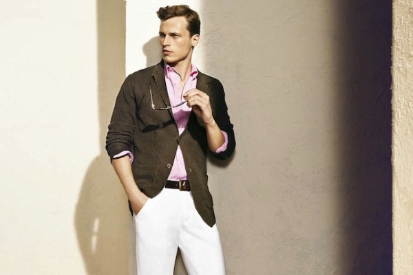 Massimo Dutti Menswear June 2012 Lookbook- photo 4