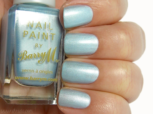 Barry M Silk Nail Effects in Mist