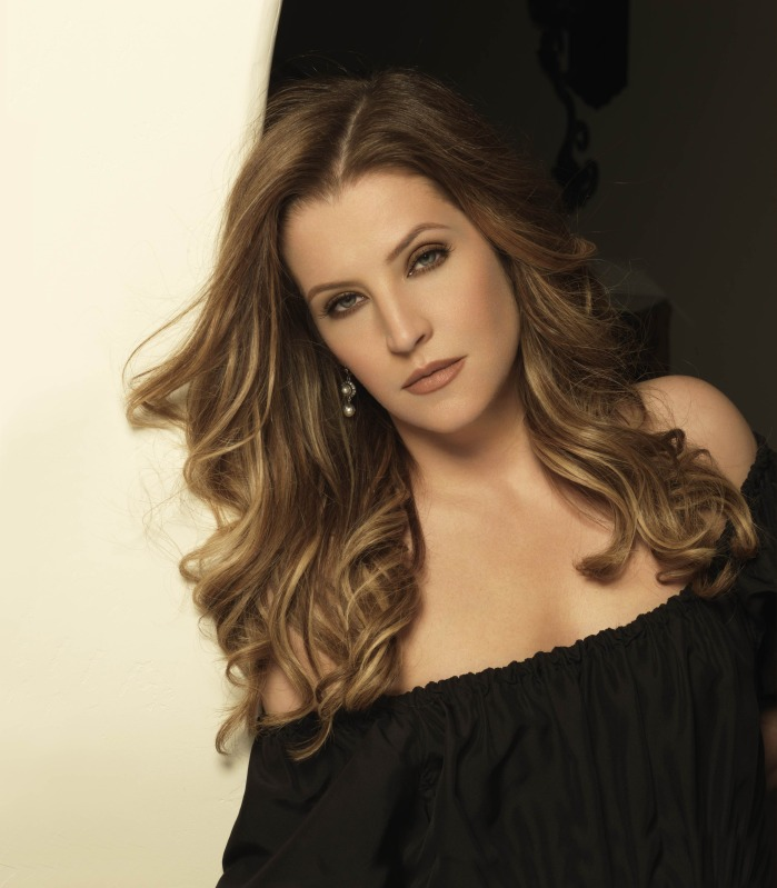Lisa Marie Presley will appear on