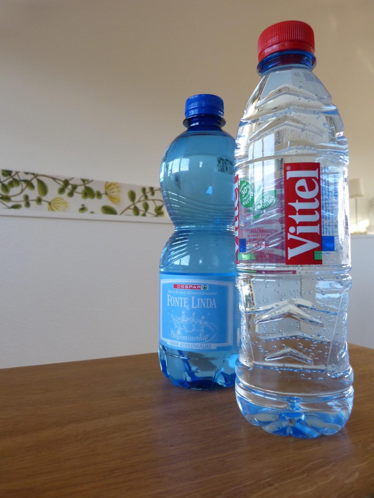 vatten på flaska märken