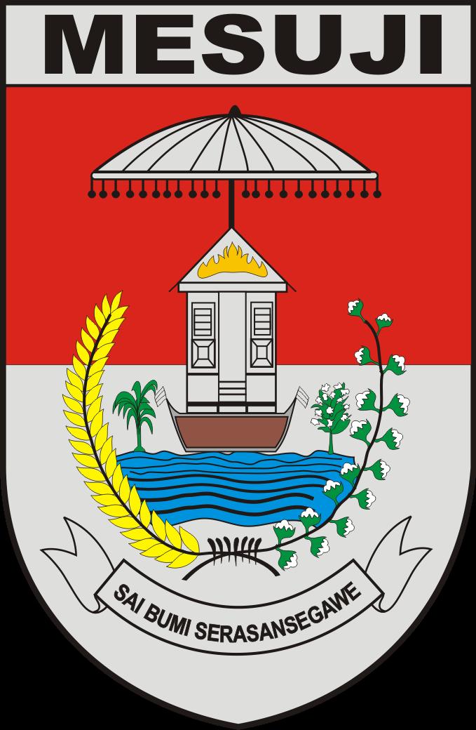 Logo Kabupaten Mesuji Logo Lambang Indonesia