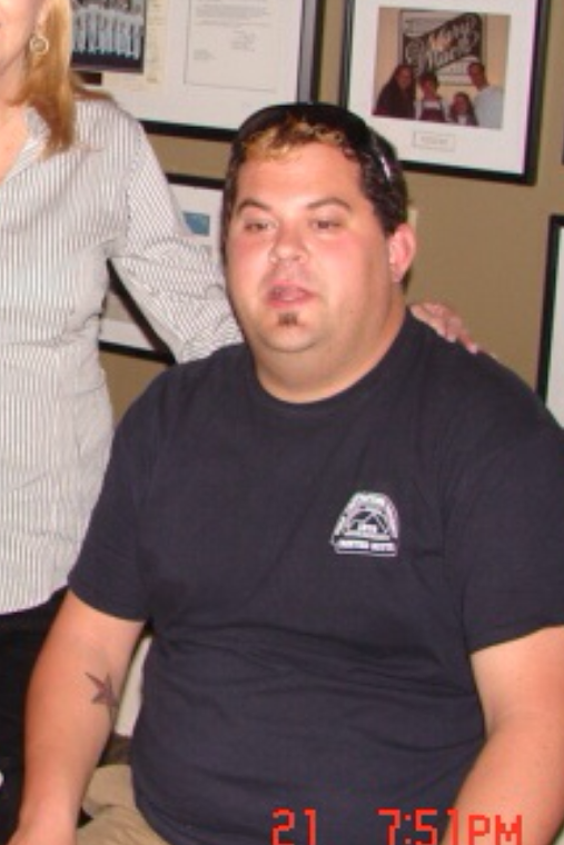 Before the weight loss 325