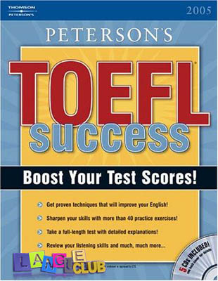 100 Best TOEFL Practice Tests for free download: Peterson's TOEFL