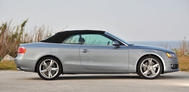 2011 Audi A5 Quattro Cabriolet