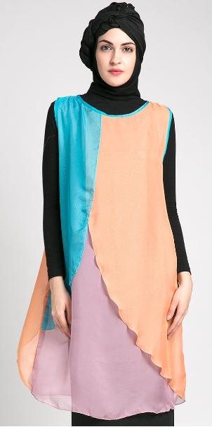 20 Gambar Model Baju Muslim Remaja Terbaru 2015