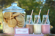 Milk and Cookies on the Farm